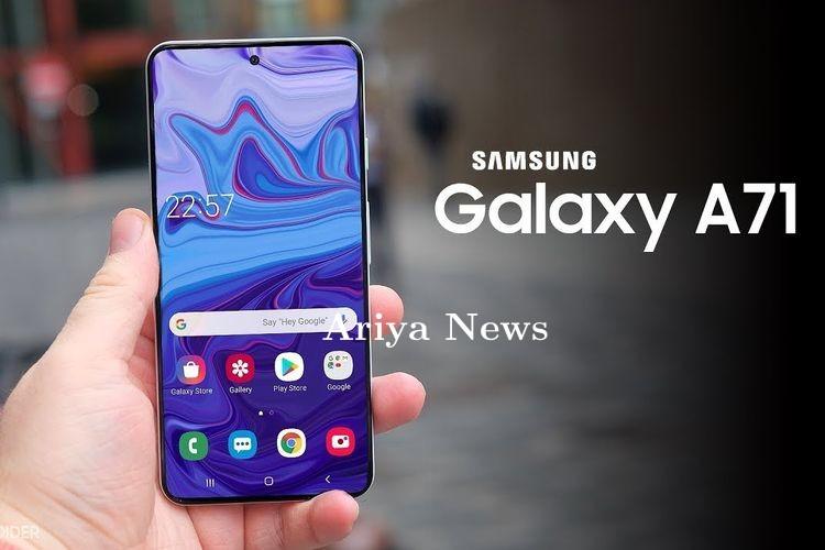 Spesifikasi Lengkap dan Harga Samsung Galaxy A71 di Indonesia