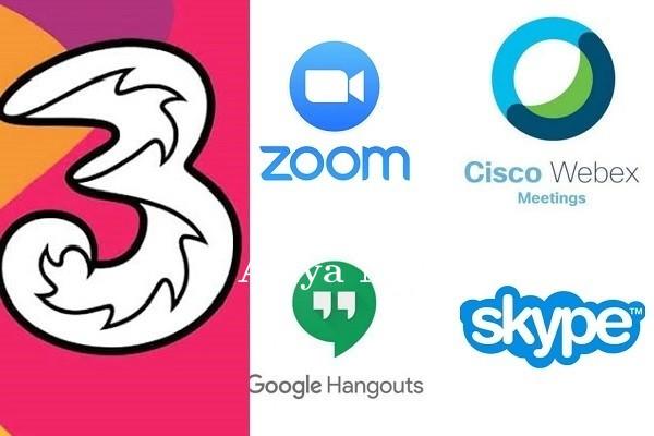 Uji Coba Hangouts, Zoom, Skype, dan Webex, Mana yang Paling Irit Data