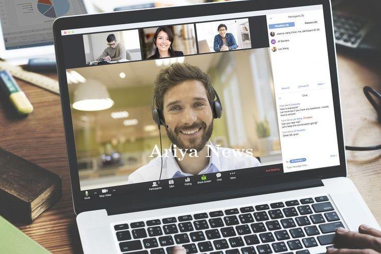 Cara Ganti Background di Aplikasi Zoom saat Video Conference