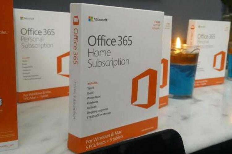 Microsoft Umumkan Office 2021